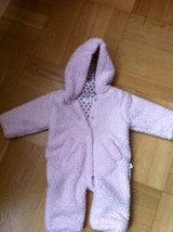 Infant snow suit (bear bunting look) 0-6 months in Spangdahlem, Germany