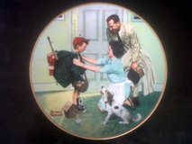 Vintage Norman Rockwell Collector's Plate/Box/C.O.A. in Beaufort, South Carolina