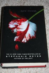 NEW MOON  by Stephenie Meyer in Ramstein, Germany