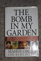THE BOMB IN MY GARDEN by Mahdi Obeidi in Ramstein, Germany