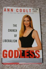 GODLESS by Ann Coulter in Ramstein, Germany