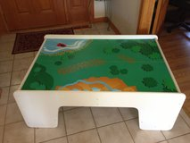 childrens activity table in Elgin, Illinois