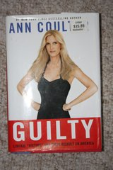 GUILTY  by Ann Coulter in Ramstein, Germany