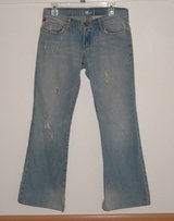!It Distressed Light Wash Denim Jeans Womens 31 x 31 in Joliet, Illinois