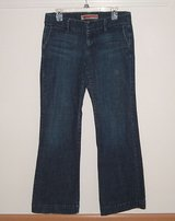 Gap wide leg trouser jeans womens size 6 in Yorkville, Illinois