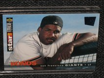 1995 Upper Deck - Barry Bonds Collector's Choice Baseball Card in Spangdahlem, Germany