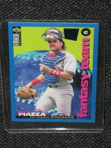 1995 Upper Deck Mike Piazza Collector's Choice Baseball Card in Spangdahlem, Germany