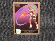 1990 SkyBox Brian Shaw Basketball Card in Spangdahlem, Germany
