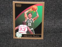 1990 SkyBox Michael Smith Basketball Card in Spangdahlem, Germany