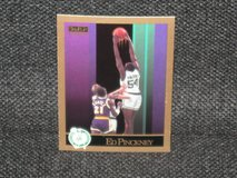 1990 SkyBox Ed Pickney Basketball Card in Spangdahlem, Germany