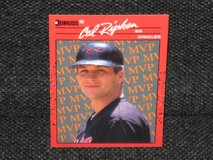 1990 Donruss Cal Ripken Jr MVP Baseball Card in Spangdahlem, Germany