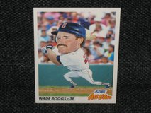 1992 Score Wade Boggs Baseball Card in Spangdahlem, Germany