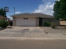 3 BDRM Home for Rent in Alamogordo, New Mexico