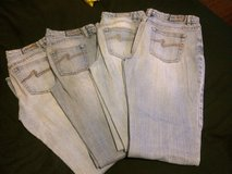 Women's jeans in St. Charles, Illinois
