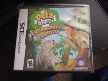 NEW DS Petz Rescue Endangered Paradise game in Fort Riley, Kansas