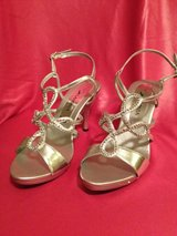 Silver Gem Shoes 8 1/2 in Alamogordo, New Mexico