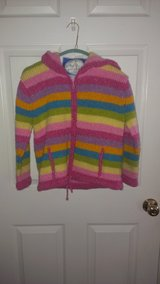 Wool Blend Sweater Jacket size 8 in Bolingbrook, Illinois