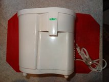 Salton electric vegetable/citrus juicer in Tomball, Texas
