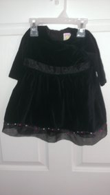 Gymboree Holiday Velvet/Velour Dress~Size 3-6 mos. in Naperville, Illinois
