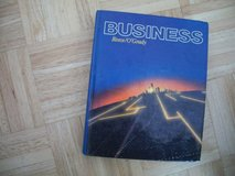 Business textbook in Ramstein, Germany