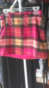 Gap Wool Plaid Skirt Size 10 in Bolingbrook, Illinois