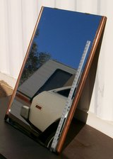 Heavy wood framed Mirror in 29 Palms, California
